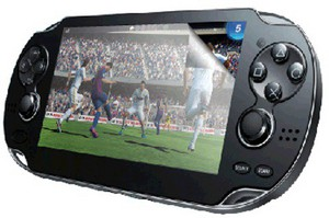 Защитная пленка Brando для Sony PlayStation Vita 2 in 1 Ultraclear