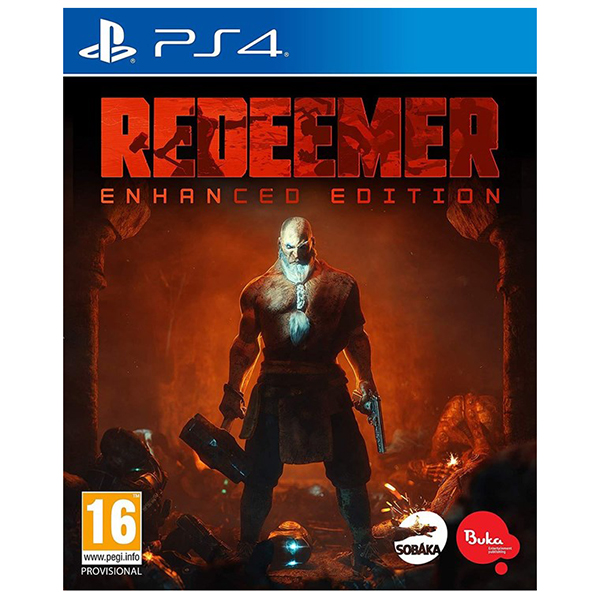 Игра для PS4 Redeemer: Enhanced Edition (Русский язык), Экшн, Стандартное издание, Blu-ray фото