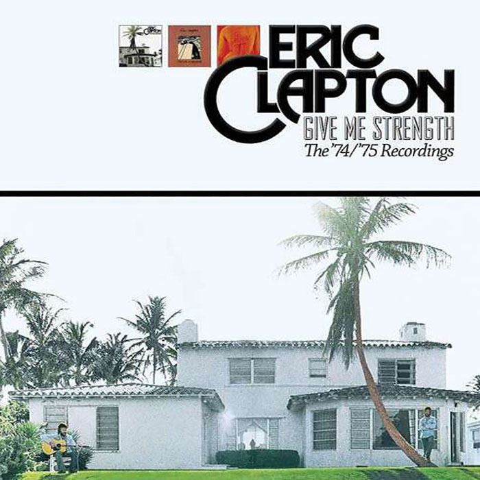 Виниловый альбом Eric Clapton - Give Me Strength (The '74/'75 Recordings) (2013), Rock фото