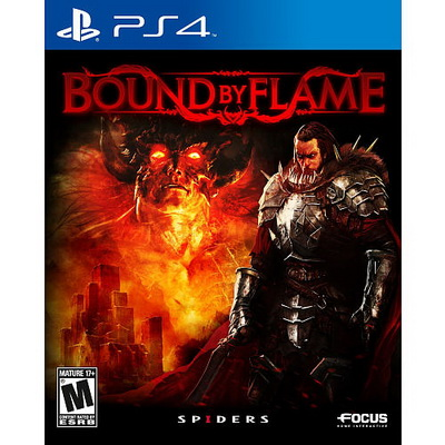 Игра PS4 Bound by Flame