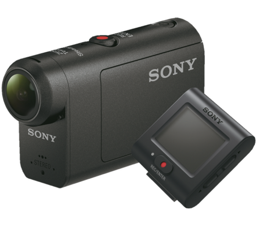 Экшн камера Sony HDR-AS50R с пультом Live-View RM-LVR3