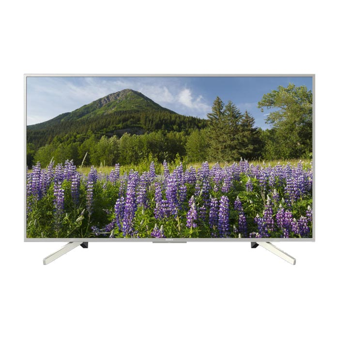 "Телевизор Sony KD-49XF7077, 49"", 4K Ultra HD, Edge LED"