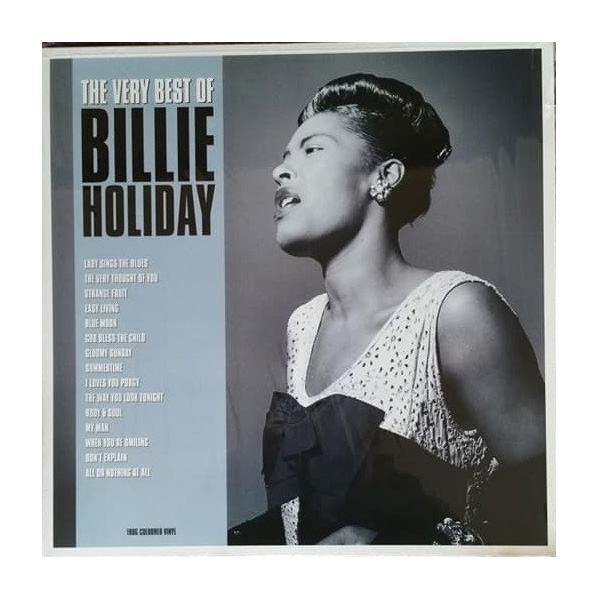 Виниловый альбом Billie Holiday - The Very Best Of (2020), Electronic, Pop фото