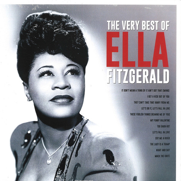 Виниловый альбом Ella Fitzgerald - The Very Best Of (2001), Jazz фото
