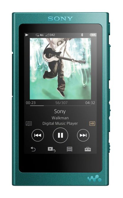 Плеер Sony Walkman NW-A37HN/L Blue