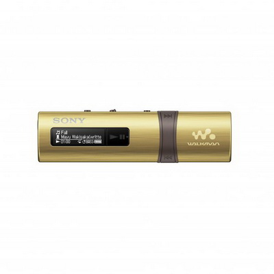 Плеер Sony Walkman NWZ-B183F Gold