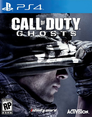 Игра PS4 Call of Duty: Ghosts