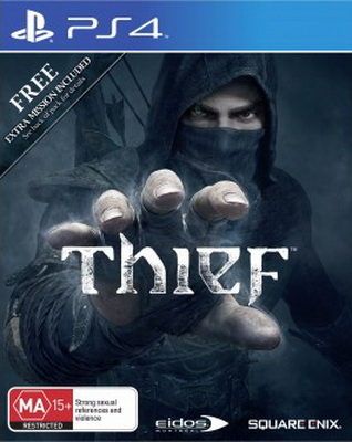 Игра PS4 Thief (русская версия)