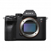 Фотоаппарат Sony Alpha A7R IV Body, черный